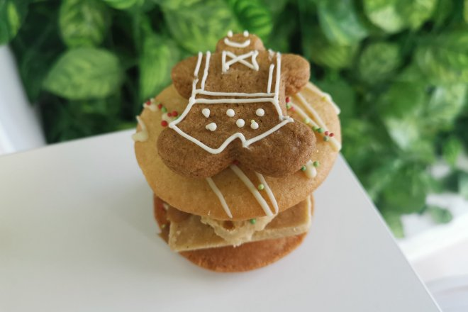 Cutter & Squidge Gingerbread Biskie