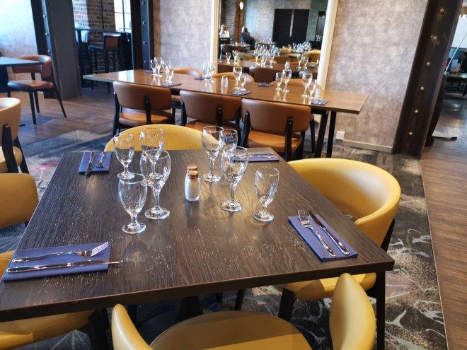 DoubleTree Hilton restaurant