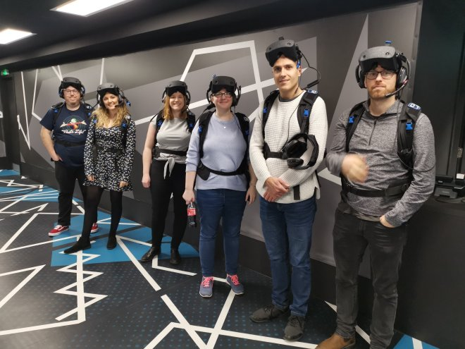 meetspaceVR Zero team 2