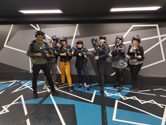 meetspaceVR Zero Latency team 2