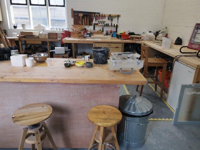 Amanda Cotton workshop