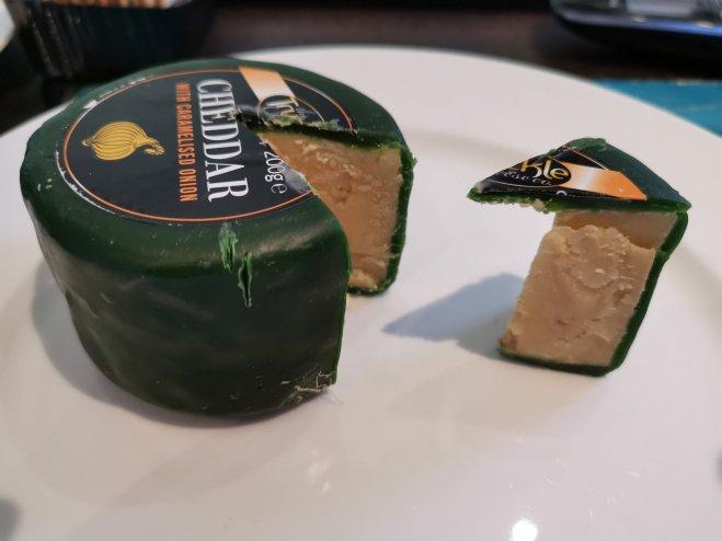 Truckle Cheese British Cheese