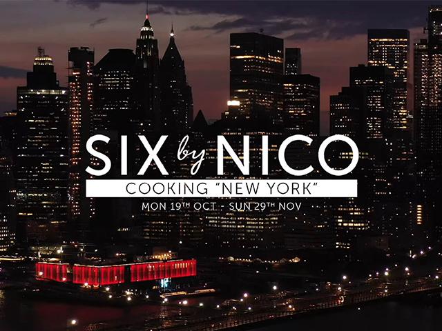 Six by Nico New York
