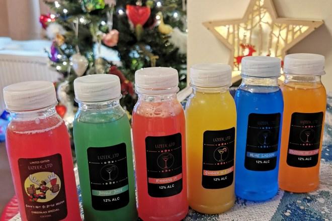 Lizeek Ltd fresh cocktail