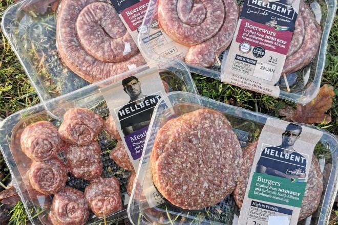 Hellbent meat