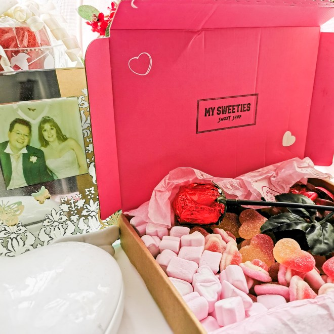 My Sweeties Sweet Shop box - Valentines box