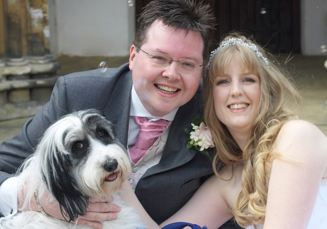 Chocface Jason and Joanne Wedding Day 070707