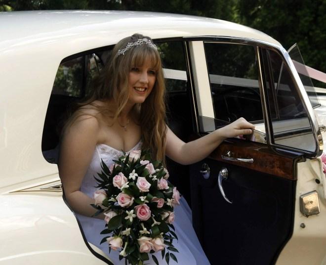 Chocface Joanne Wedding Day 070707