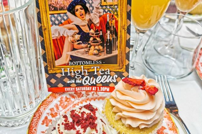 Mrs Riot Cupcakes