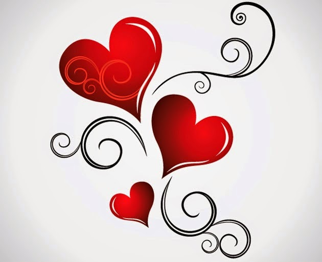 here are the valentine love messages for him