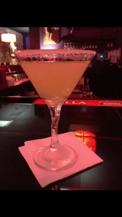 Lemon Drop! Martini