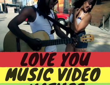 Love You Music Video Nature