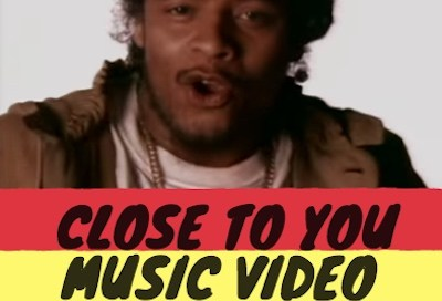 Close to You Music Video - Maxi Priest