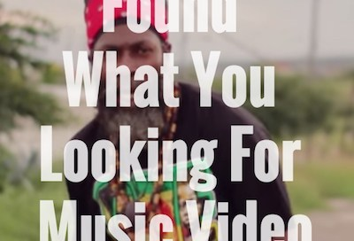 Found What You Looking For Music Video
