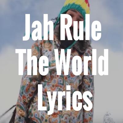 Jah Rule the World Lyrics2