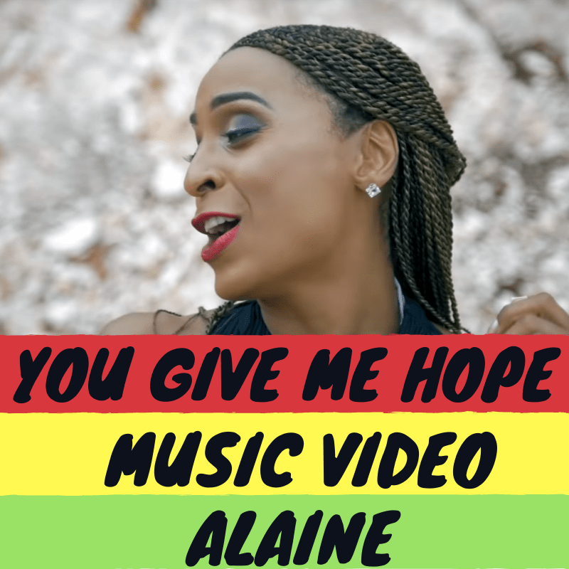 You Give Me Hope Music Video
