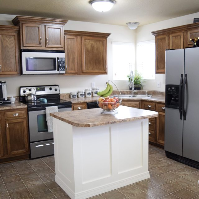 How To Refinish Wood Kitchen Cabinets: How To Refinish Wood Cabinets The Easy Way