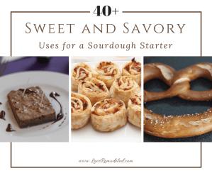 Leftover Sourdough Starter Recipes