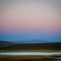 Earthshadow, Owens Valley CA