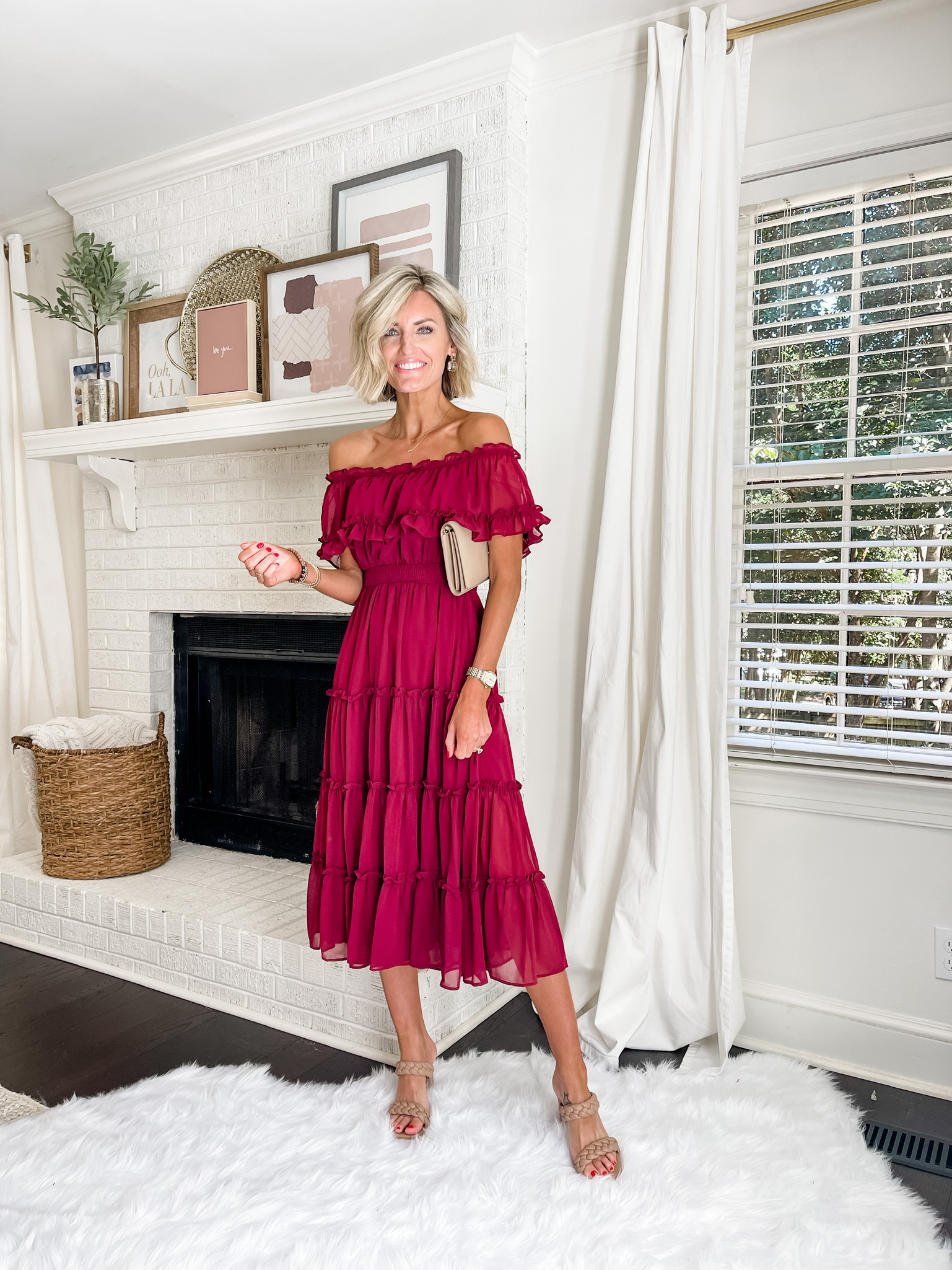 Best Fall Occasion Dresses
