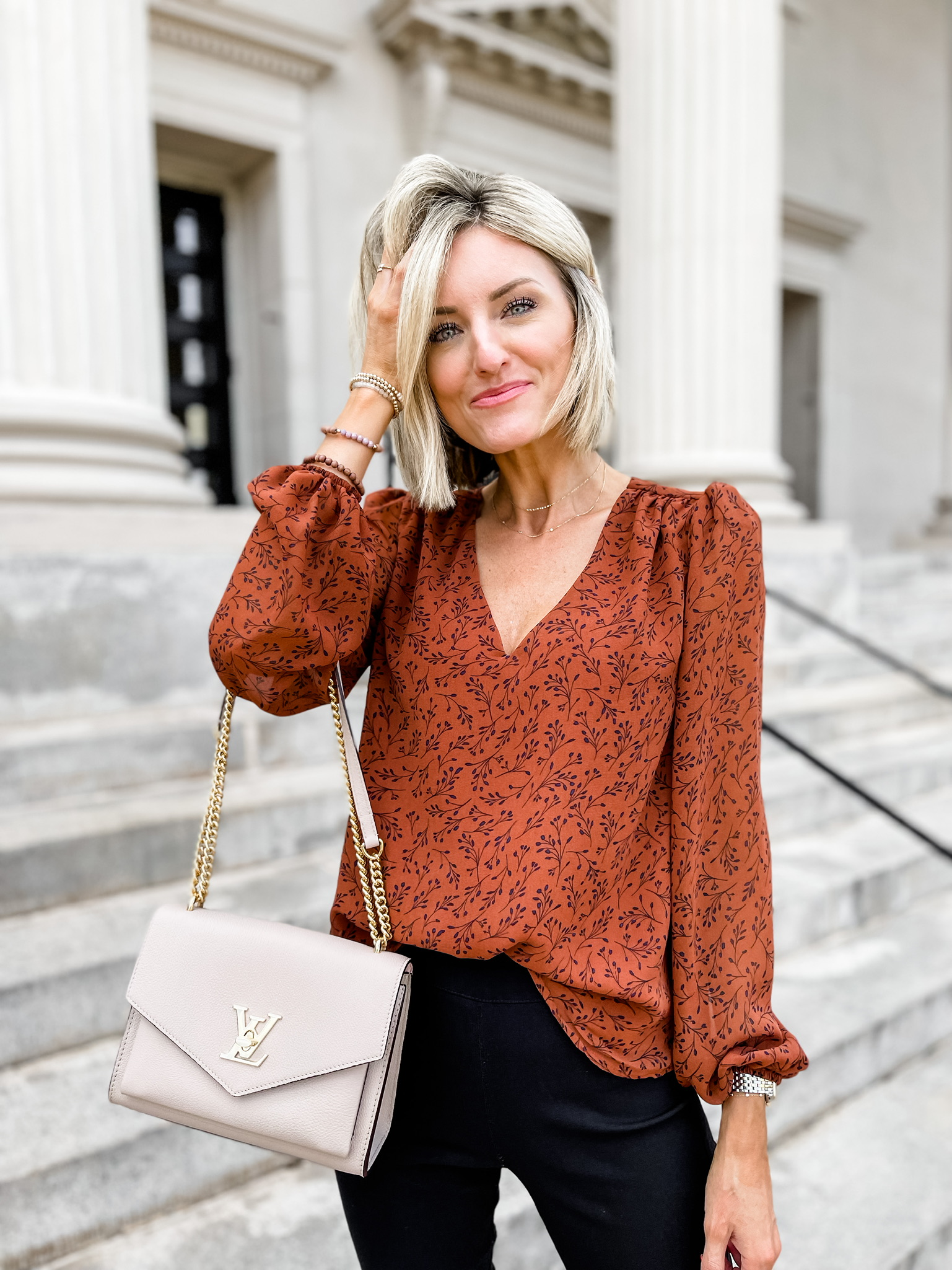 Gibsonlook Blouses to Wear to Work