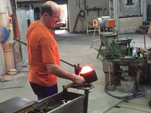 Bavaria day glass blowing 2
