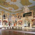 Český Krumlov Castle Masquerade Hall