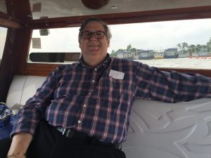 David - Water taxi to hotel