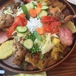 Day Trip Cesky Krumlov lunch main dish