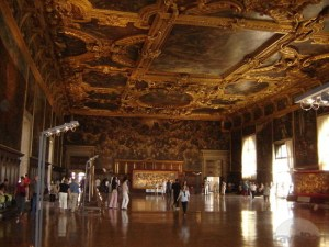 Doges palace big room