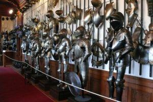 Konopiste interior dl armor