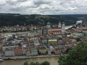 Passau view from overlook 3