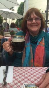 Regensburg walking tour - jpl beer lunch