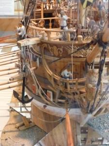 boat museum boat large sailing poop 2