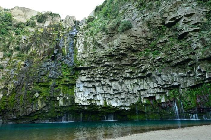 雄川の滝 鹿児島