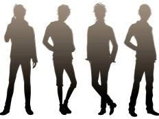 メンズファッション イメージ