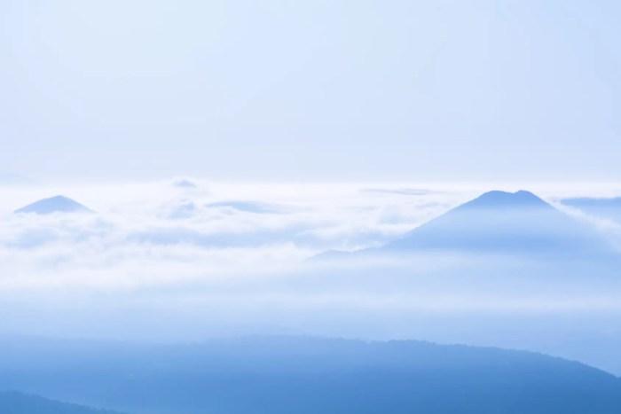 トマムの雲海テラスより雲海