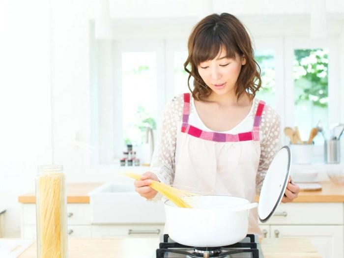 料理ができる 男が手放したくない女