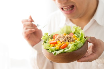 野菜が嫌いな男