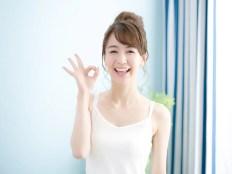 笑顔が素敵な性格美人