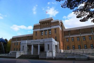 東京・上野の国立科学博物館