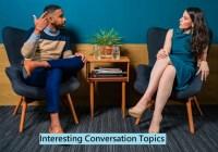Interesting Conversation Topics