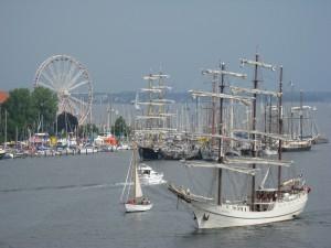 sailing events