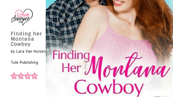 Finding Her Montana Cowboy
