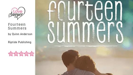 Fourteen Summers – Quinn Anderson – Book Review