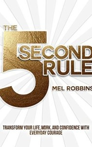 Introvert books the 5 second rule by mel robins