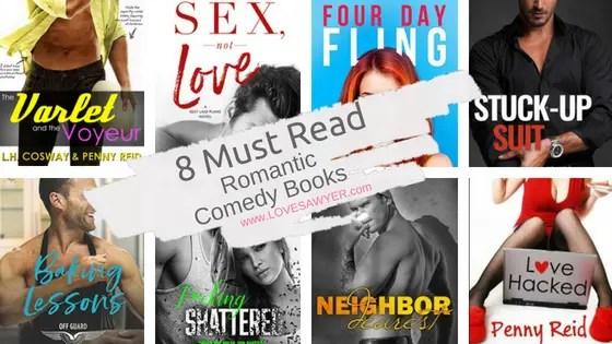 8 Must Read Romantic Comedy Books