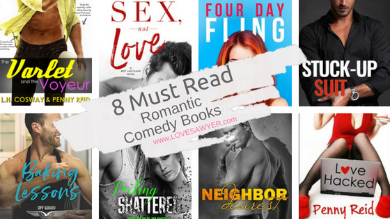 8 Must Read Romantic Comedy Books