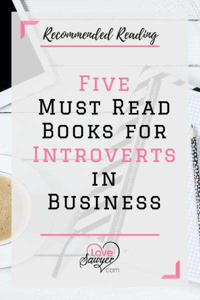 5 Must Read Books for Introverts in Business
