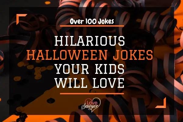 100 Halloween jokes your kids will love